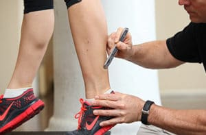Soft tissue physical therapy