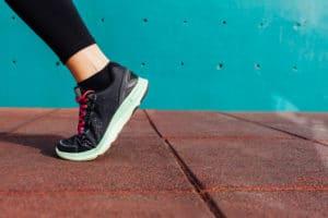 Runner's shoe