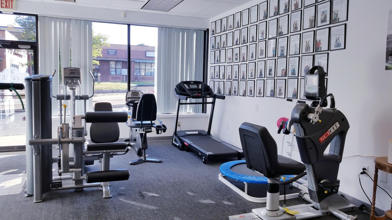 Physical Therapy in Nanticoke, PA