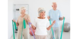exercise physical therapy seniors with Parkinson's disease