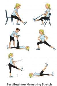 Best beginner hamstring stretch