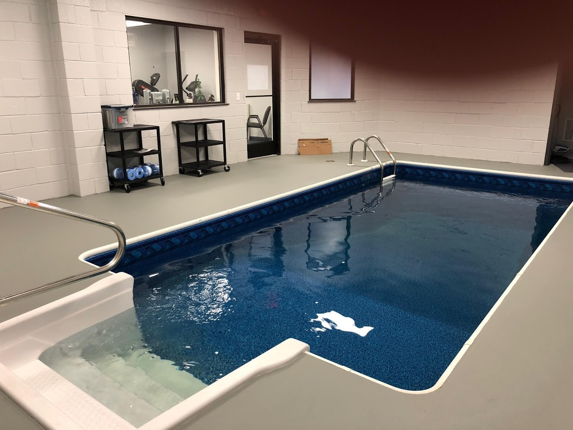 Physical Therapy Pool